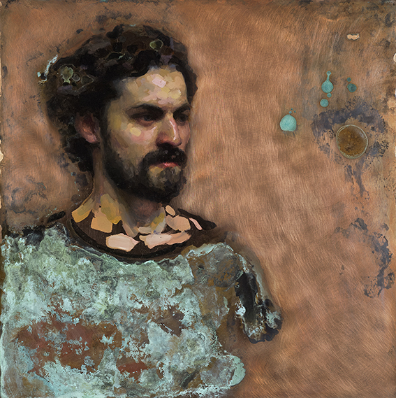 Kate Lehman Edmund Rochat Artist 2015