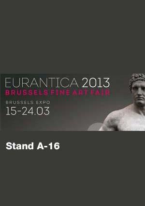 H Craig HANNAEurantica 2013 - Brussels Fine Art Art fair
