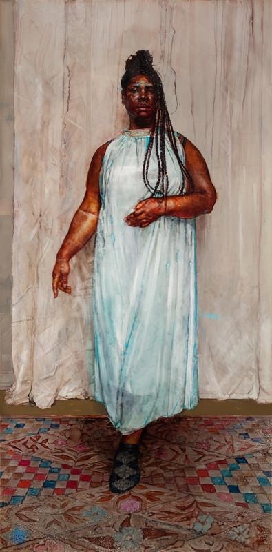 H Craig HANNAH. Craig HANNA - Paintings