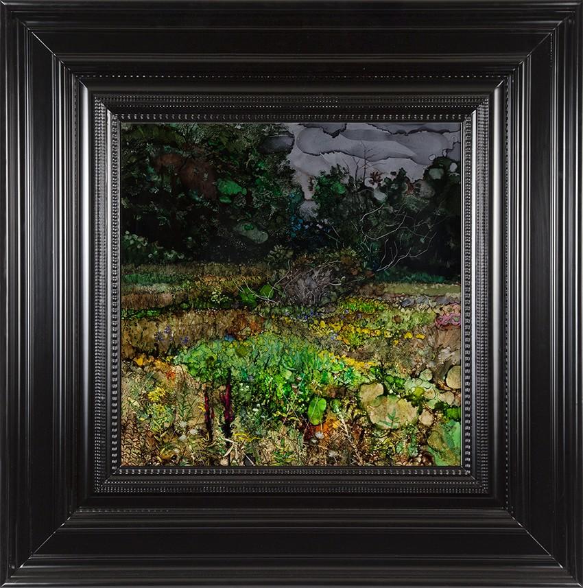 H Craig HANNA Paysage de Fleurs 1 2021