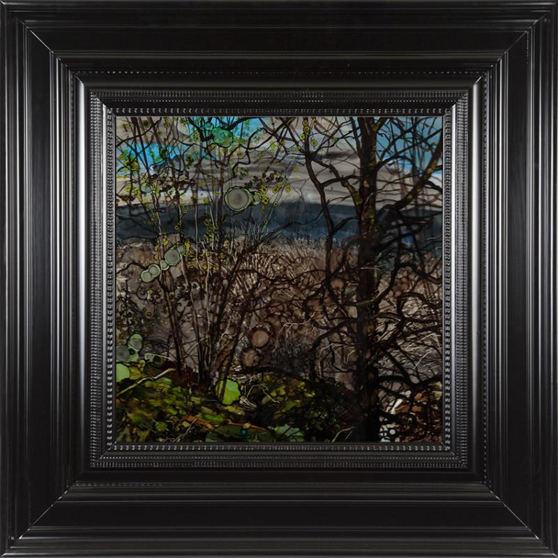 H Craig HANNA Winter Trees 2017