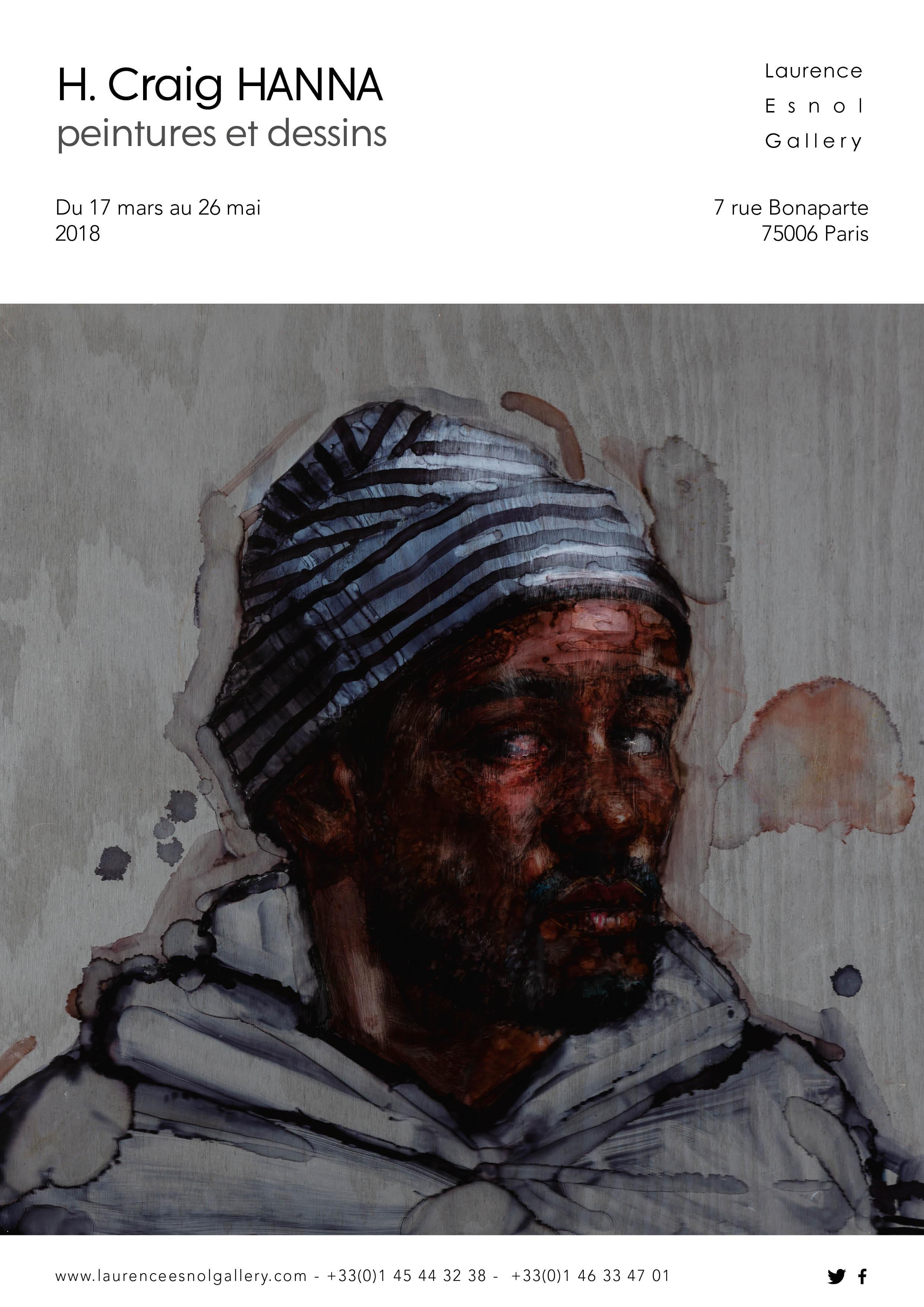 H Craig HANNAH. Craig HANNA - paintings & drawings