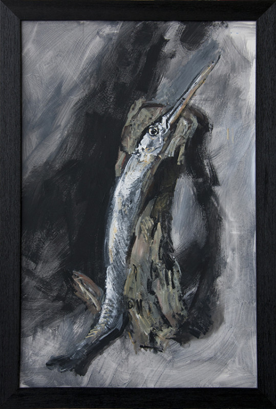 Adrien Eyraud La Mort 2016