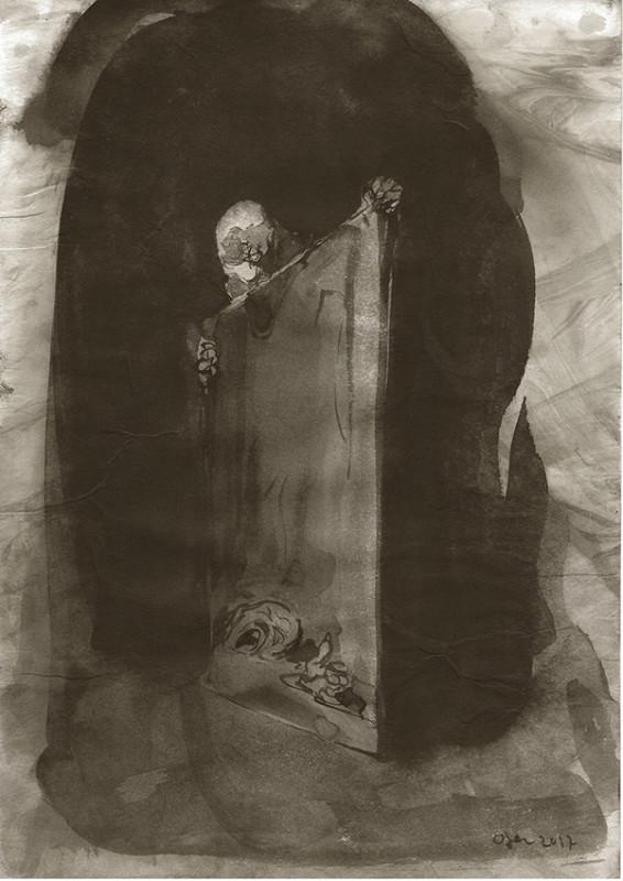 Ofer Josef Le Miroir 2 2017
