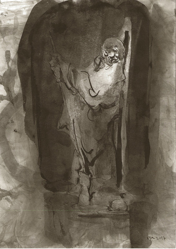 Ofer Josef Le Menhir 2017