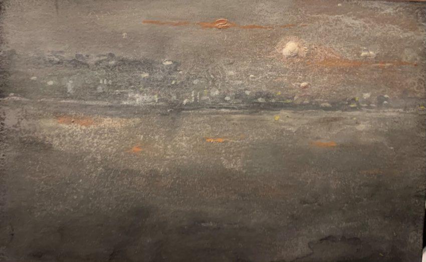 Alexandre Lutz Paysage gris 2021